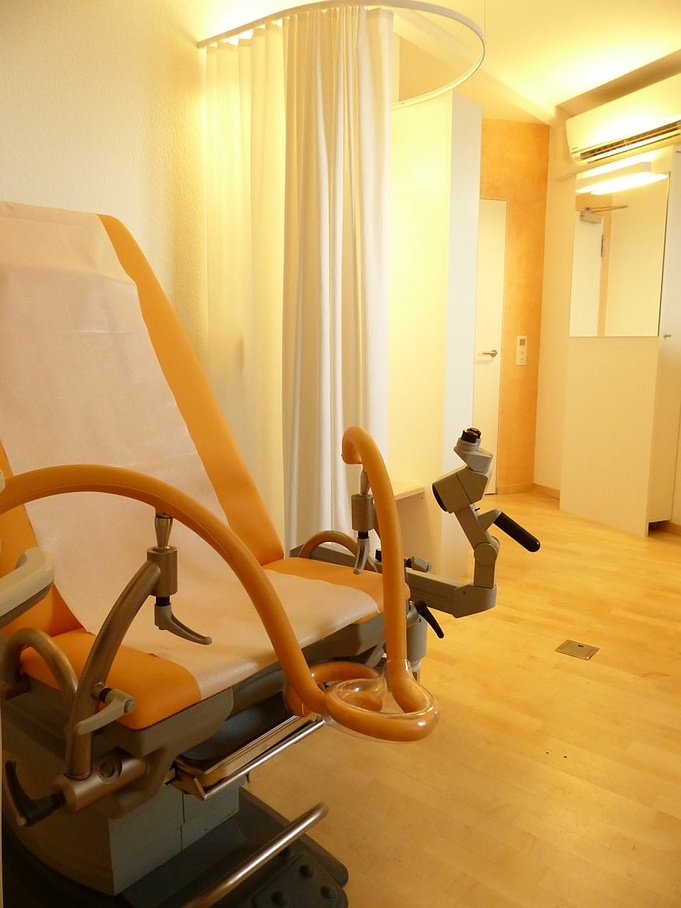 Consulting rooms - The practice of Dr. med. Erika Ocon - Basel